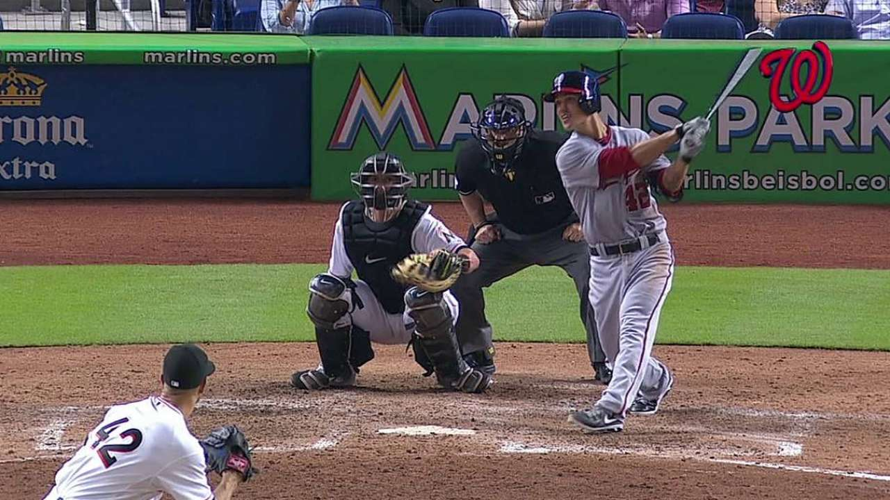 Walters records another career first vs. Marlins
