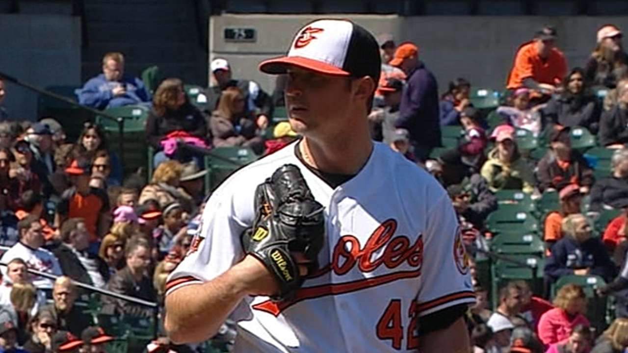 Britton continues to be potent weapon out of 'pen