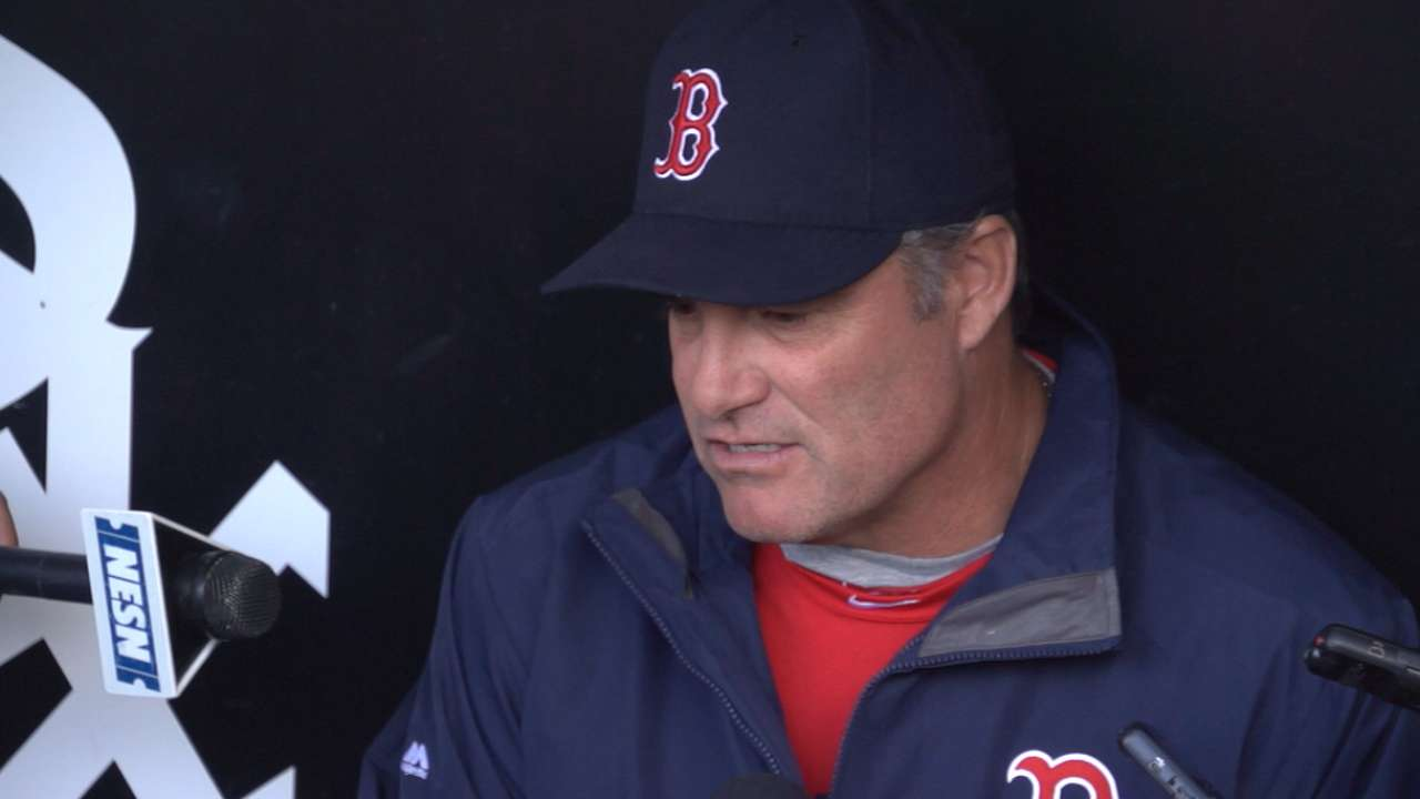 Anniversary of bombings hits home for Red Sox