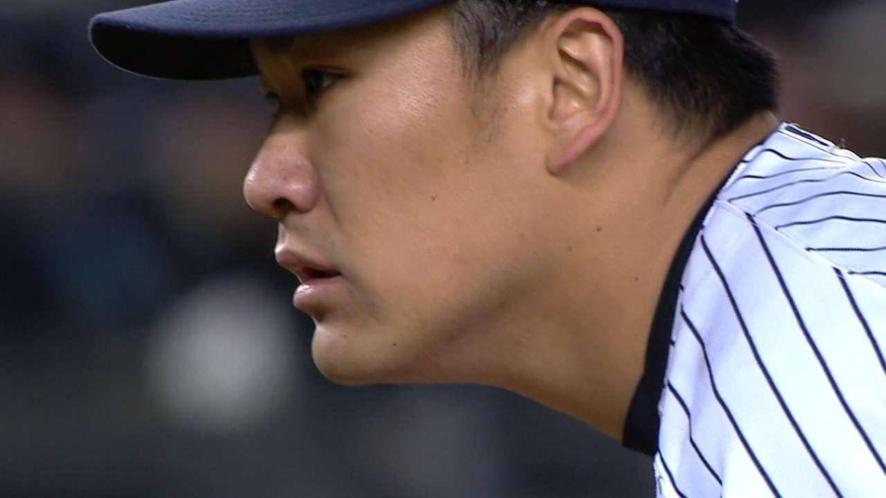 Masahiro Tanaka's debut