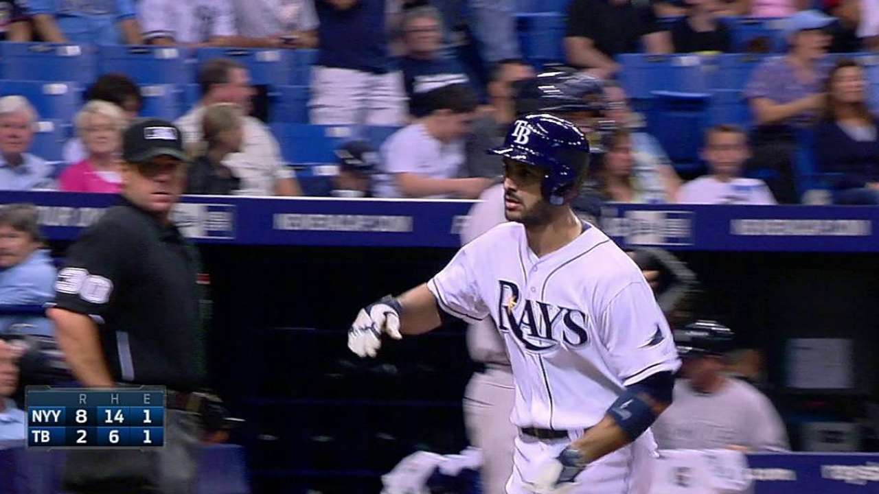 Price takes first loss of season as Rays' bats quieted