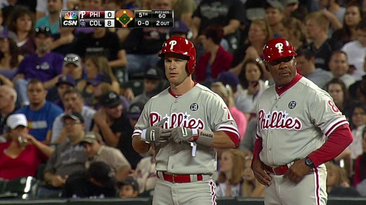 Pettibone's troubles at Coors Field continue