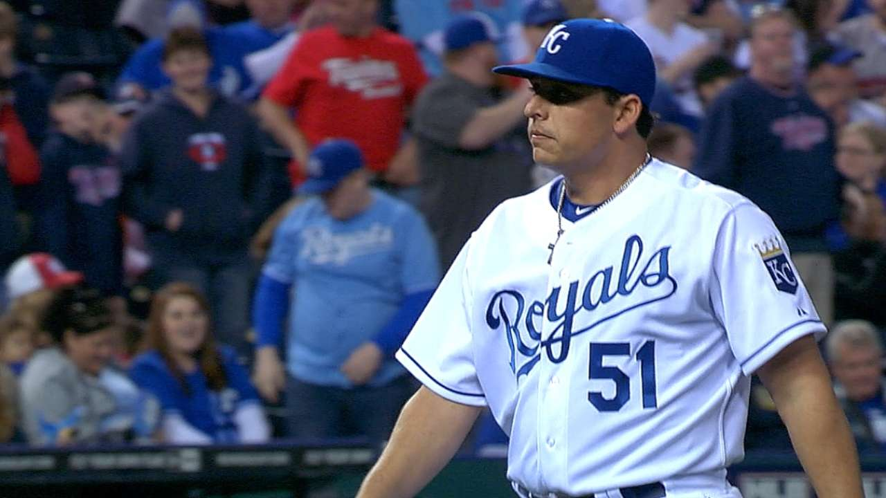 Vargas delivers as KC earns fourth straight win