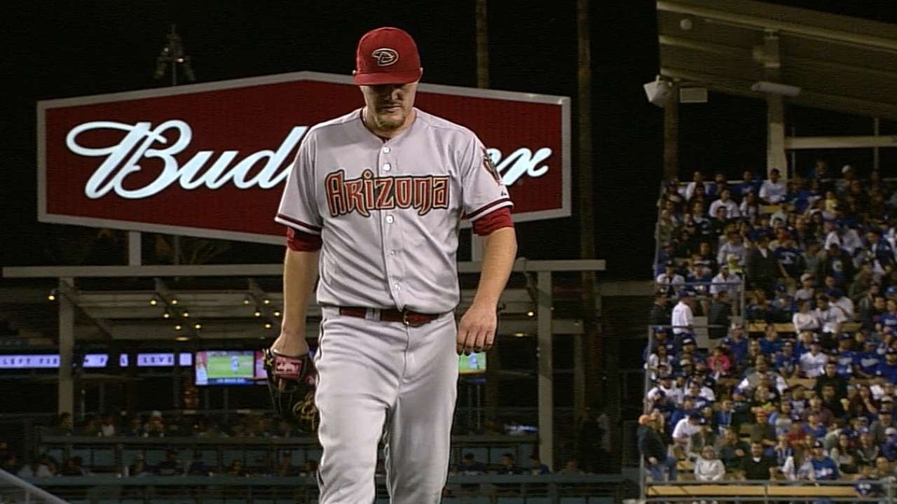 D-backs welcome a chance to hit the road