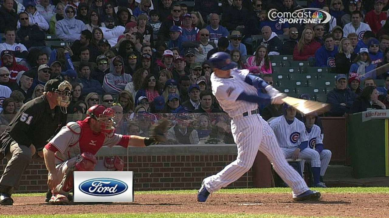 Trio of homers power Jackson to first 'W'