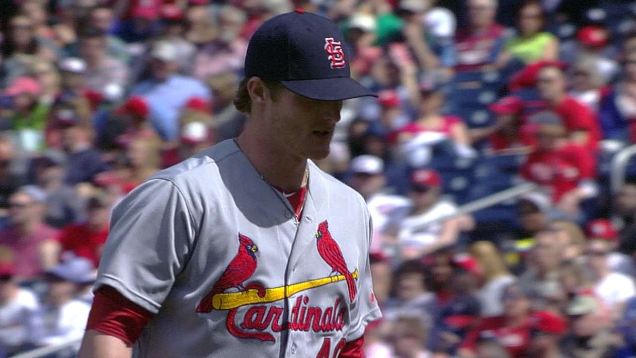Miscues come back to haunt Cards in narrow loss