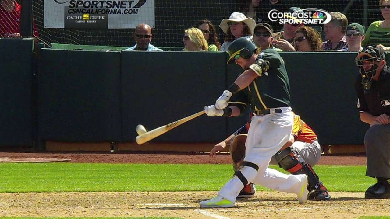 Fans can propel A's onto AL All-Star team