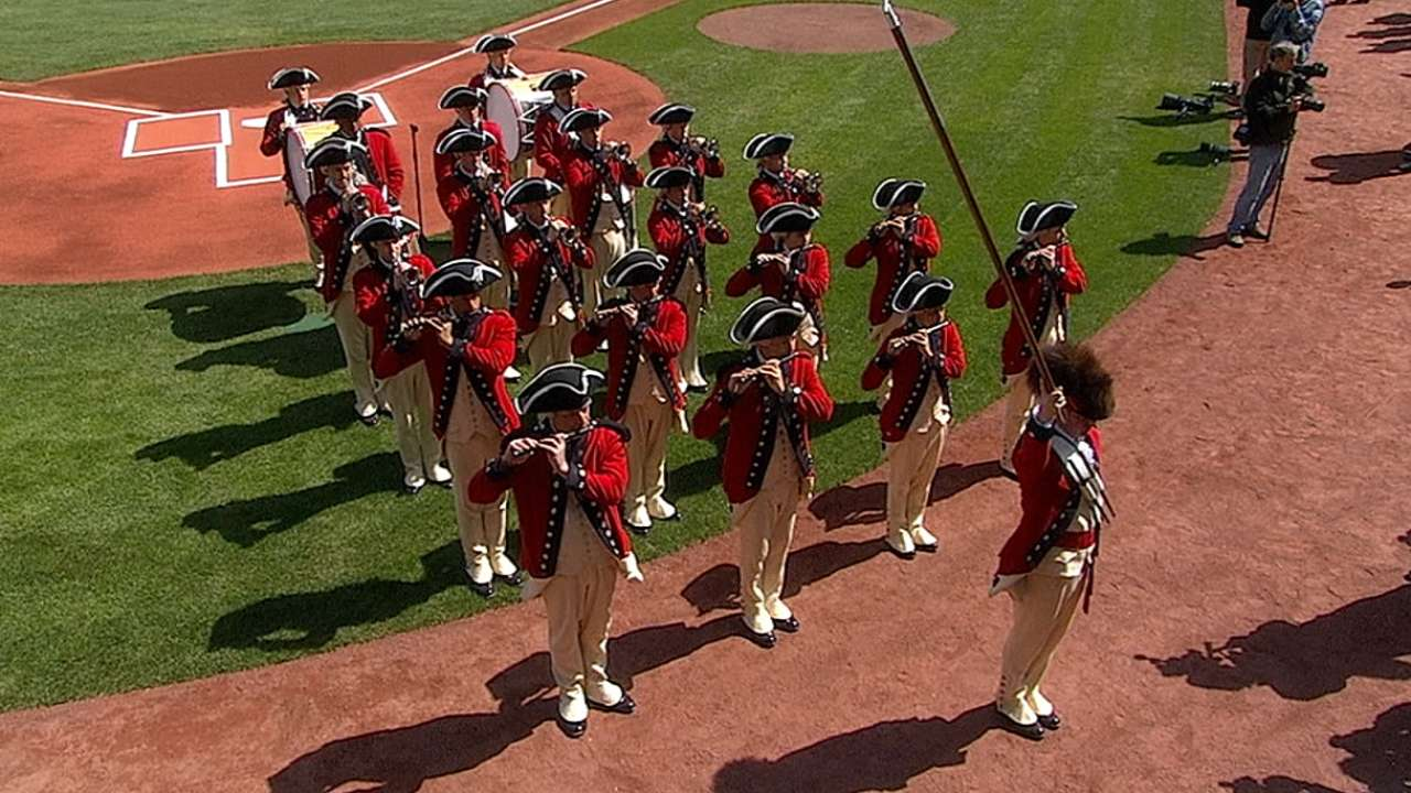 No losers at Fenway Park this Patriots' Day