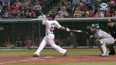 Brantley, Kipnis homers power Tribe past KC