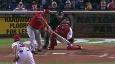 Ibanez comes through in pinch to rally Halos in DC