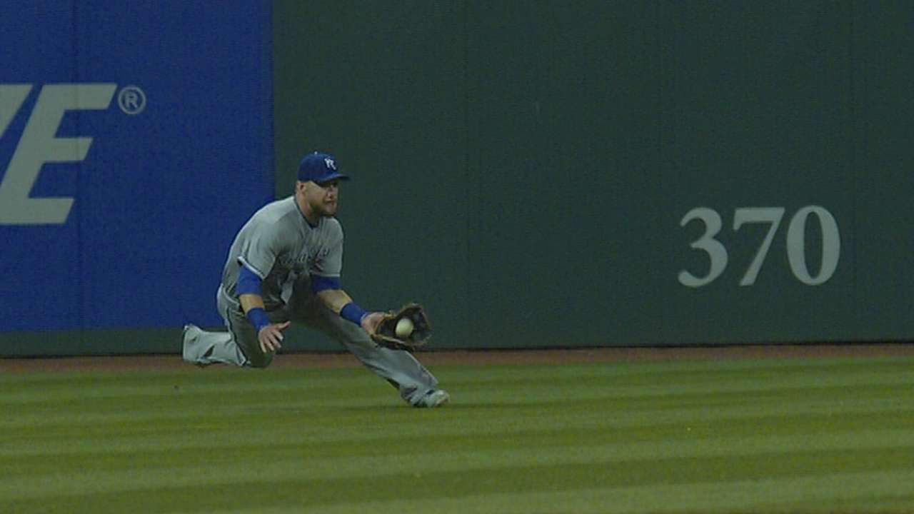 Guthrie, Royals can't beat pair of Indians' jacks
