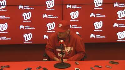 Clippard not pleased, but not concerned by start