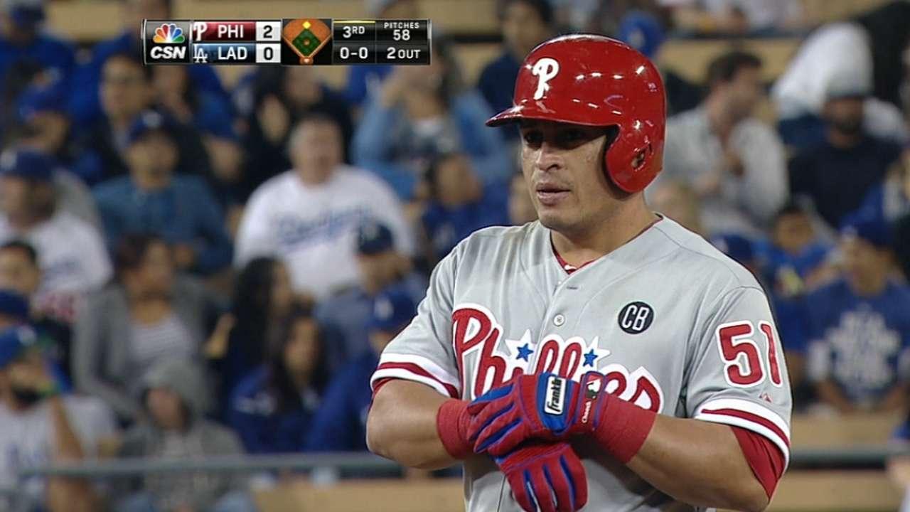 Raking Ruiz racks up NL Player of Week