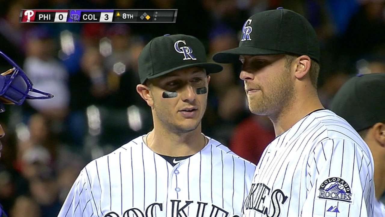 Rotation providing consistency for Rockies
