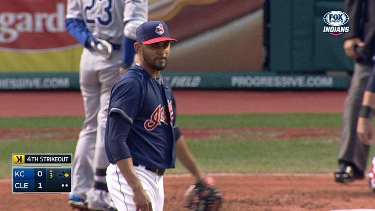 Tipping pitches isn't issue for Salazar in loss