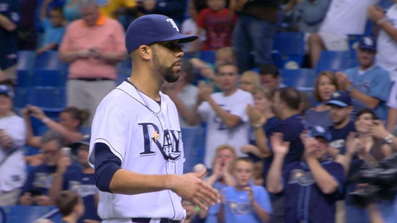 In going distance, Price paces rest of MLB