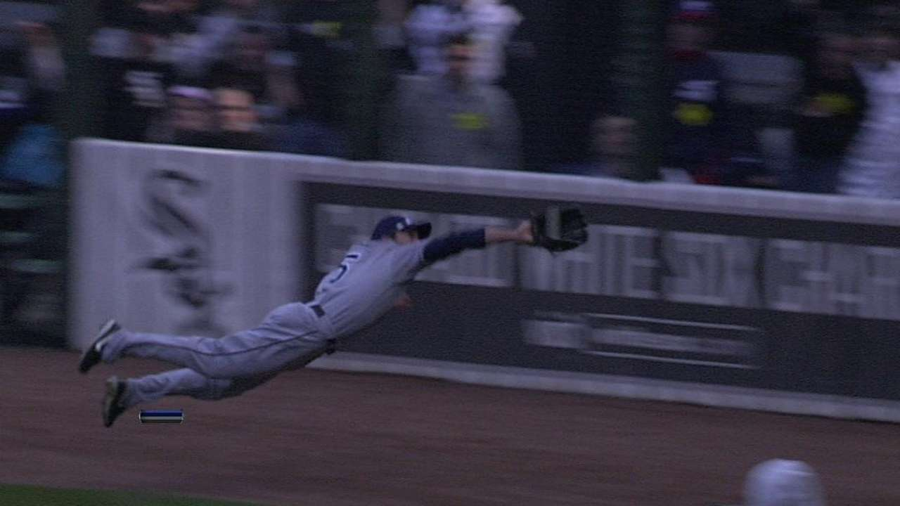 Fuld's return to Trop evokes memory of '11 catch