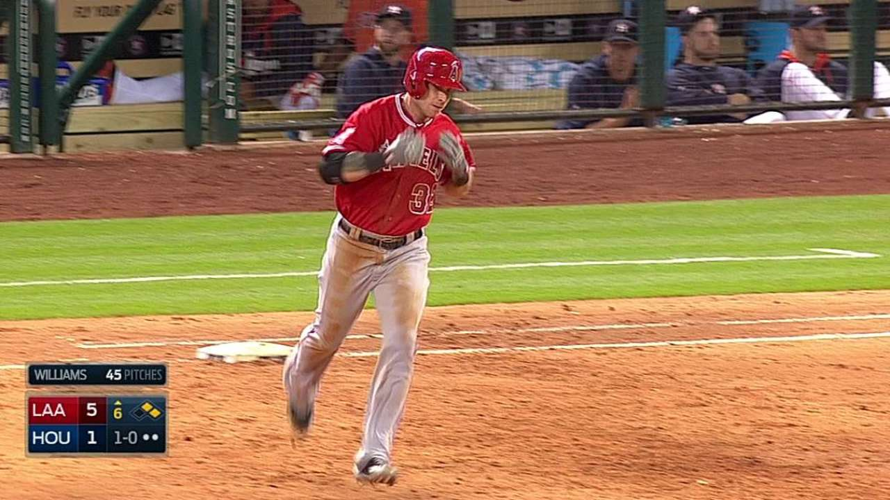 Hamilton, Pujols start season in opposite directions