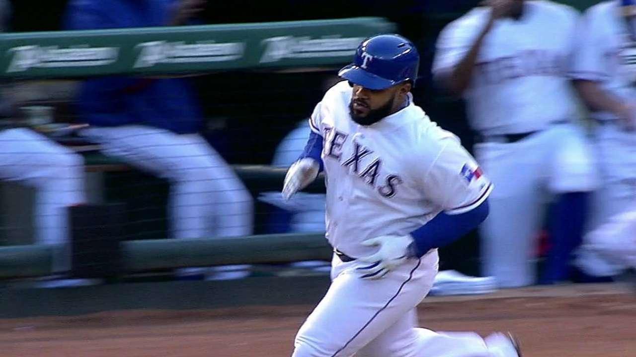 Ross, Rangers le propinaron blanqueada a Seattle