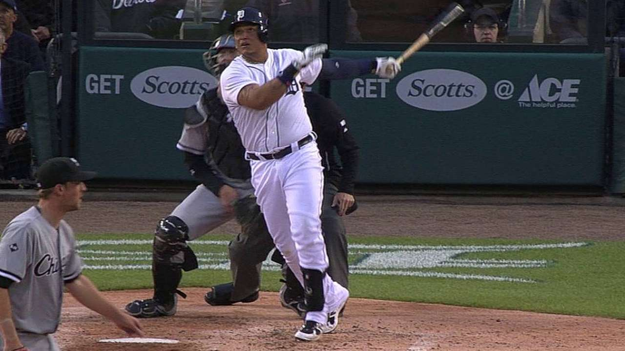Miggy will need fans' ballot help with move to first