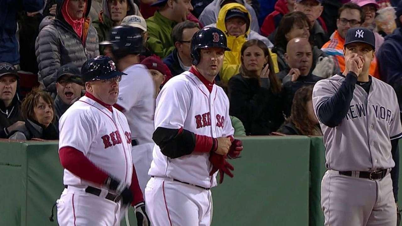 Boston doblega a N.Y. luego de expulsión de Pineda