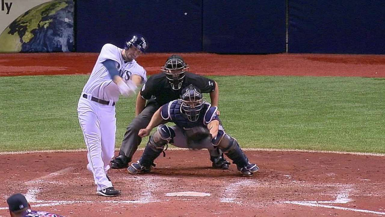 Bullpen can't overcome Odorizzi's early exit