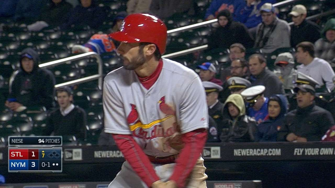 Cardinals waiting for offense to ignite