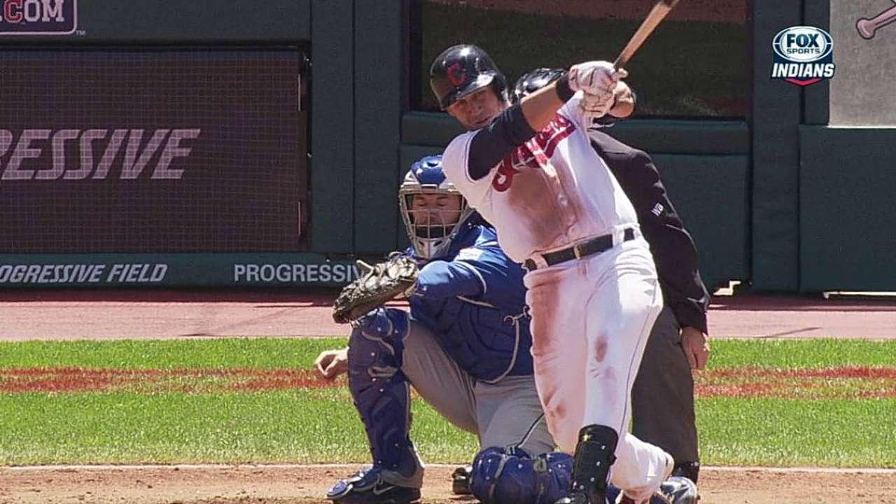 Cabrera improving from left side