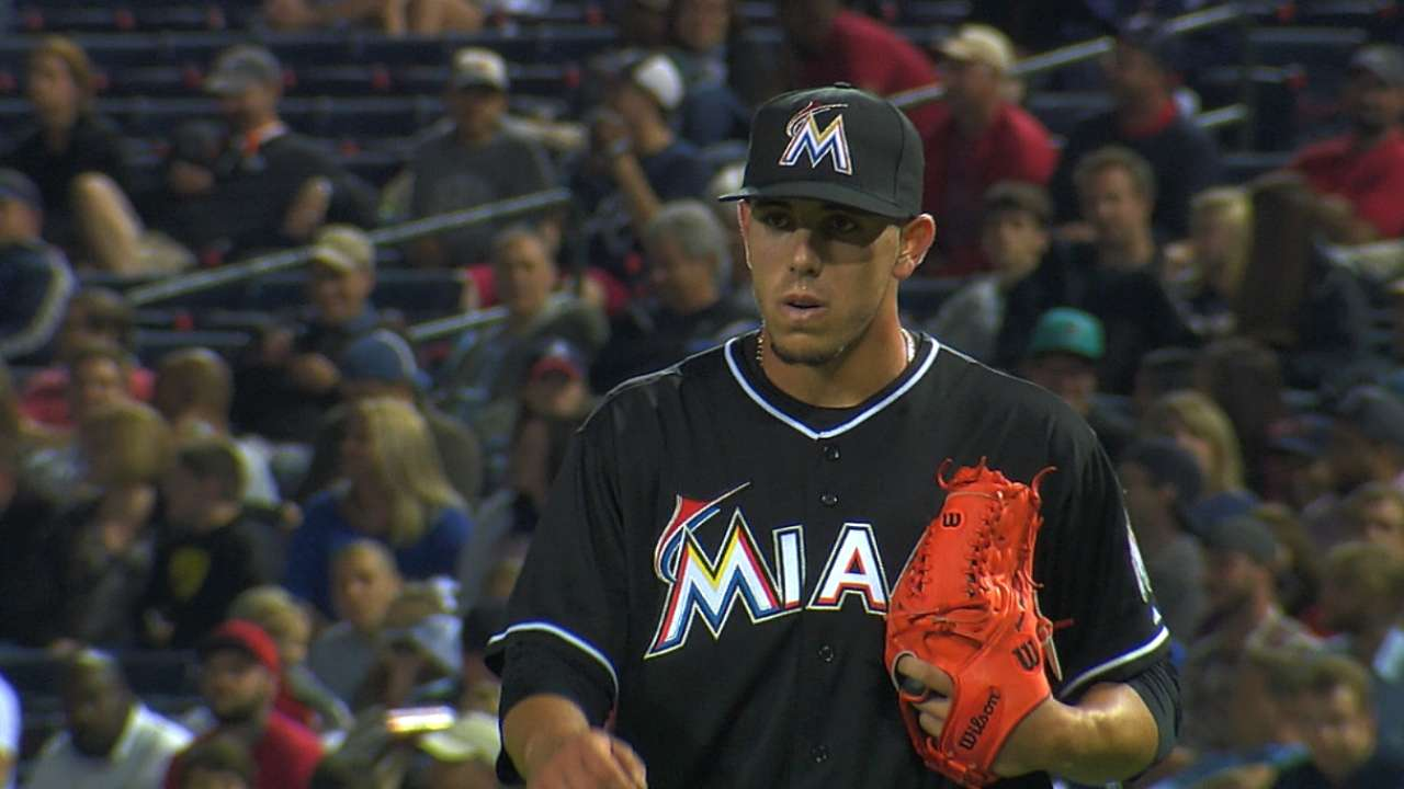 Fernandez measuring up to Hall of Fame arms