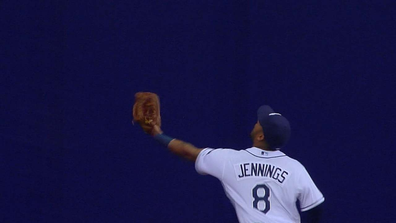 Rays not in running for stolen base lead