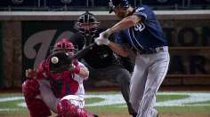 Nady's knock in 12th caps wild Padres win