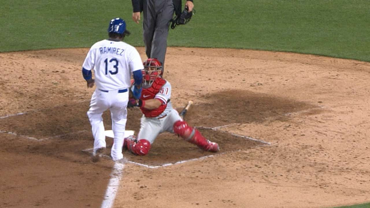 Neither of two calls overturned in LA