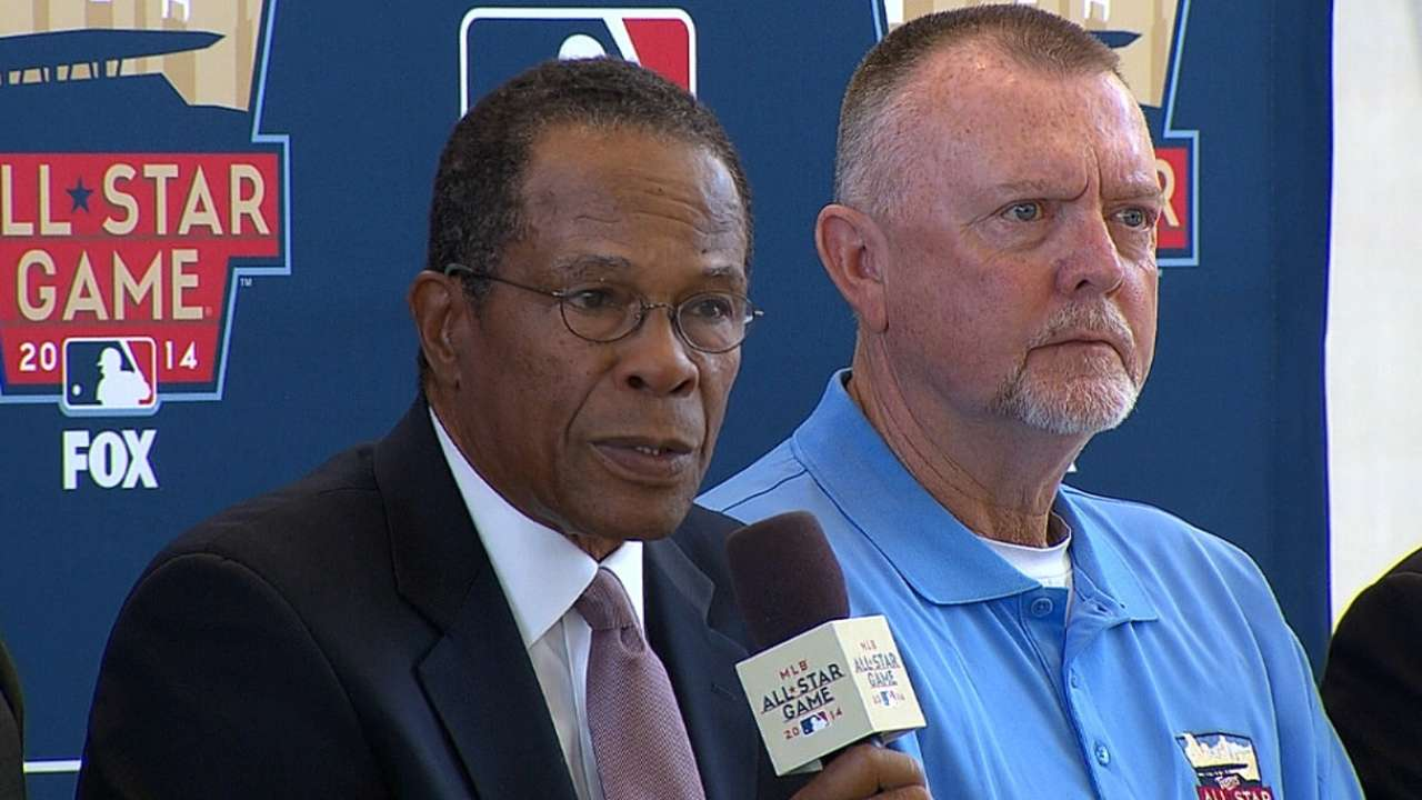 Twins, MLB give back to All-Star communities