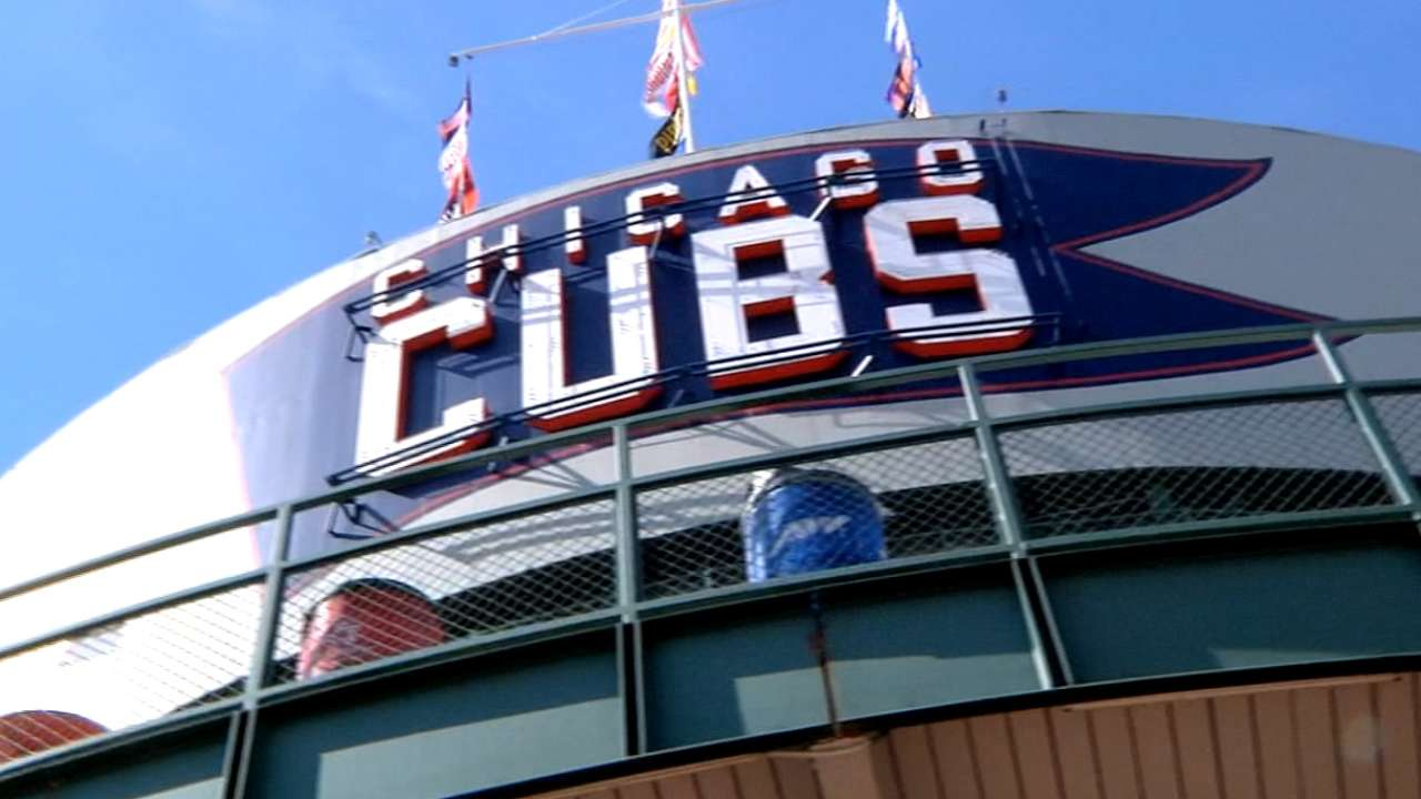 Wrigley to celebrate 1930s on next homestand