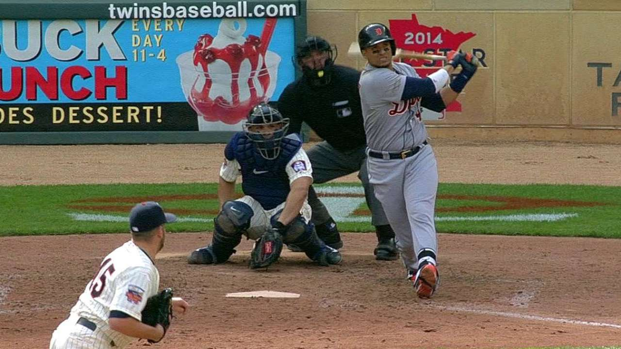 Tigers lose control, lead after Anibal's injury