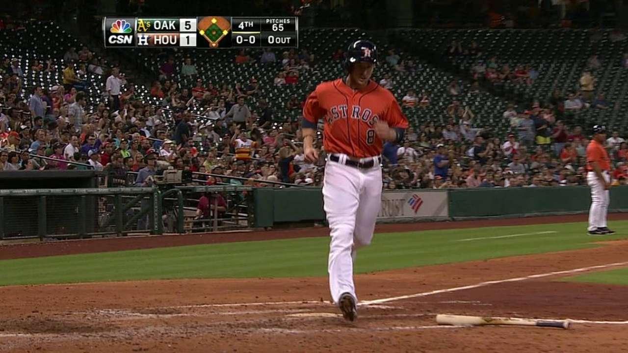 Descuido en la 9na les cuesta el juego a Astros vs. A's