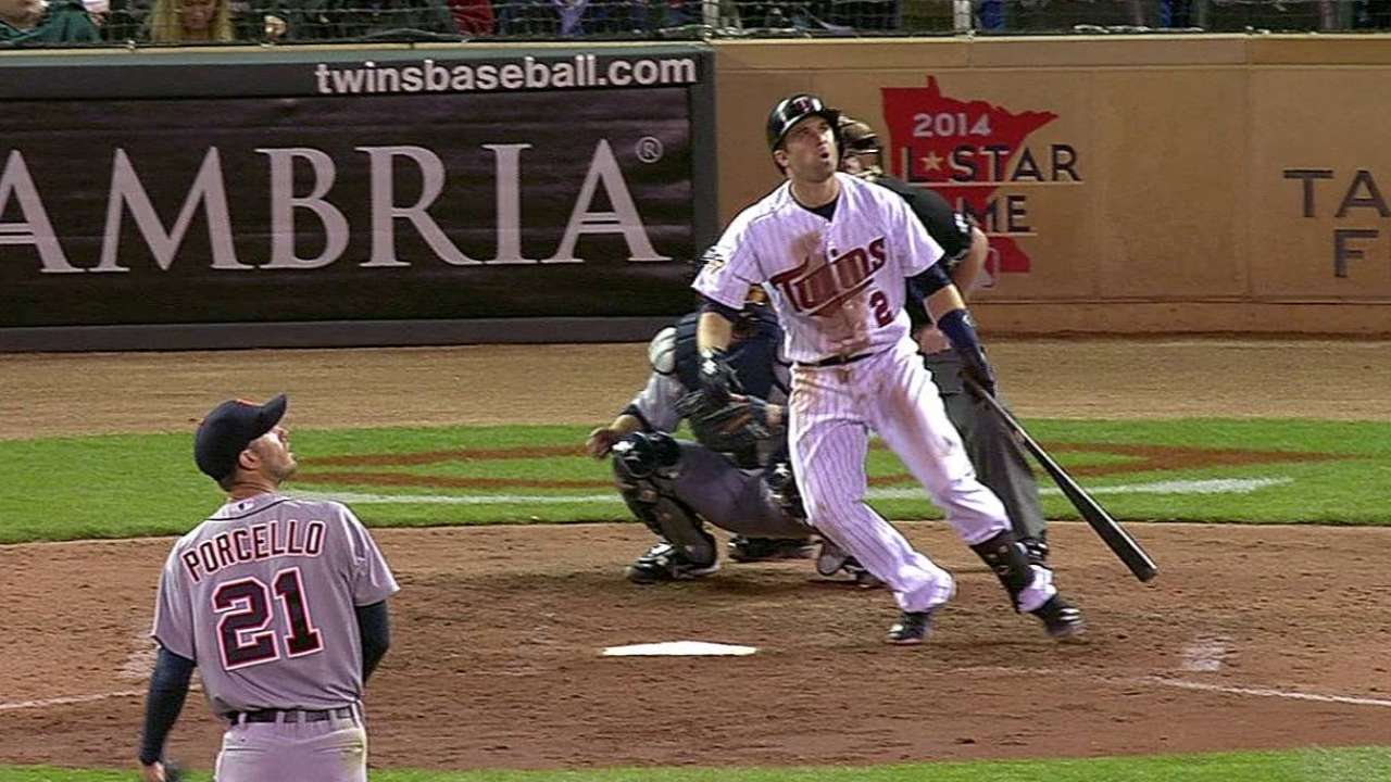 Correia, Twins slowed by Tigers' red-hot bats