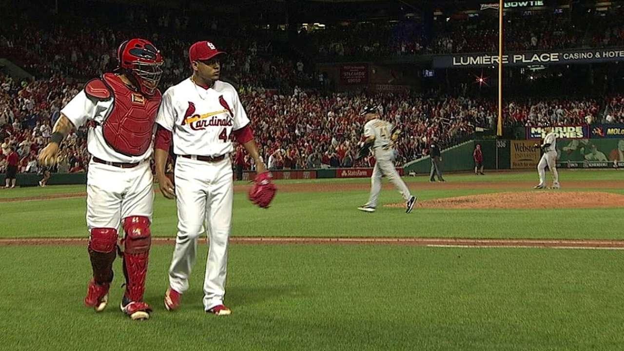 Chosen for spot start, Martinez takes news in stride