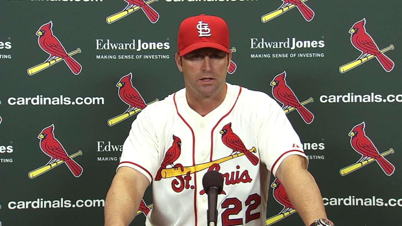 Matheny searching for answers to offensive funk