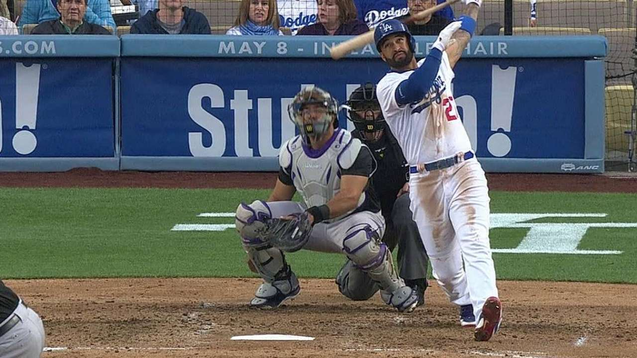 Mattingly gives Kemp everyday nod in center