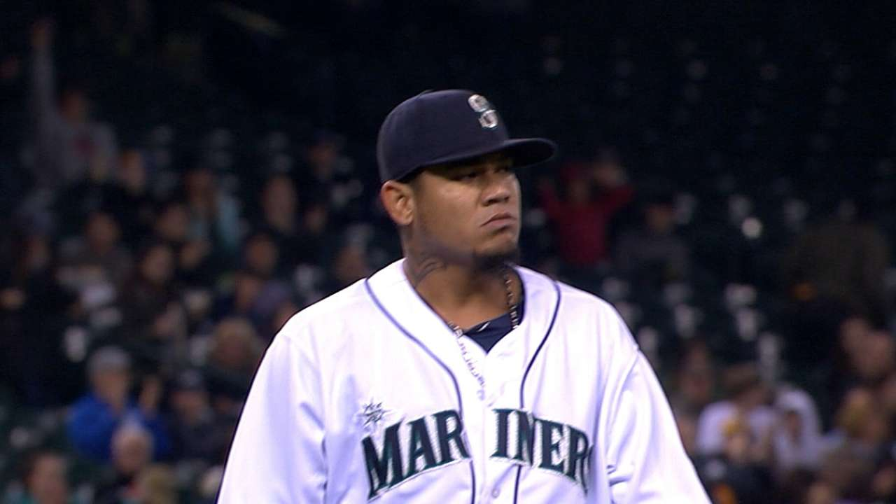 After postponement, Felix to start on Friday