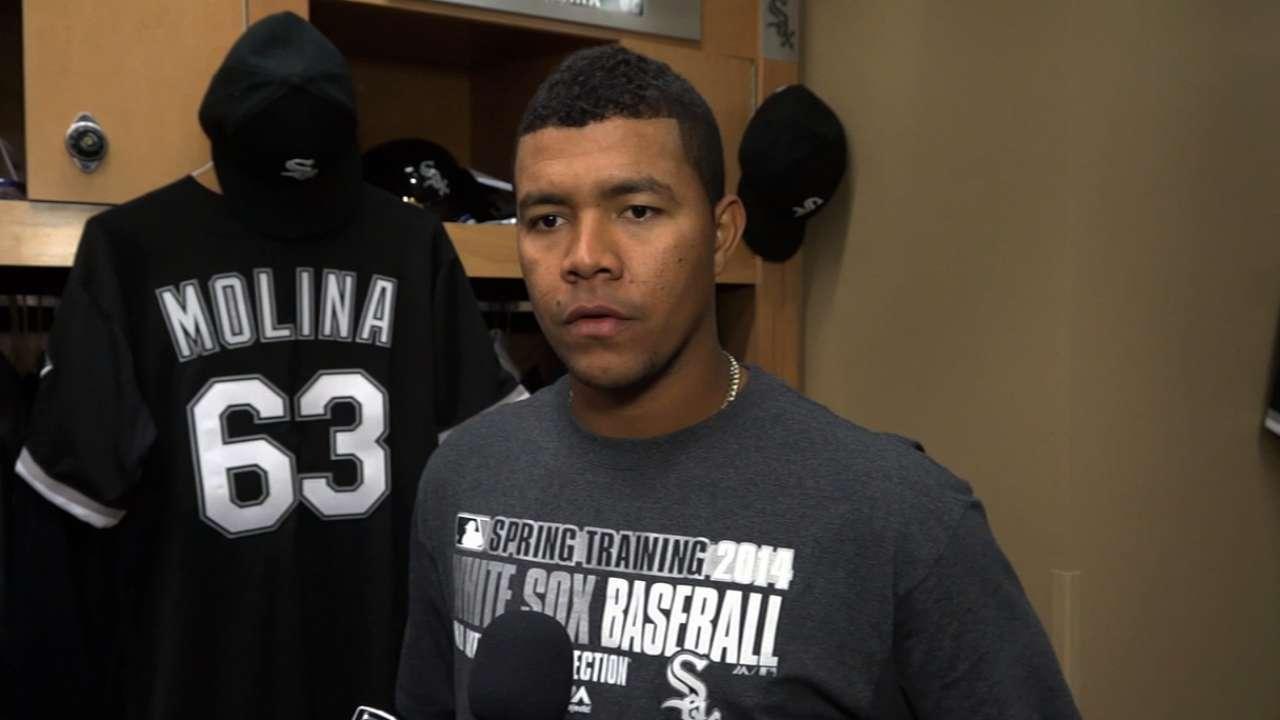 Quintana busca otra temporada sólida en White Sox