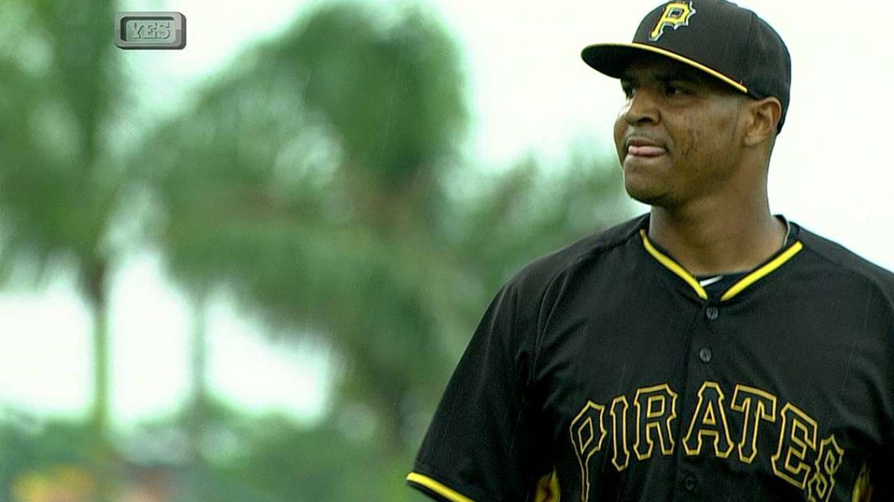 Pimentel off game early in Bucs' Grapefruit finale