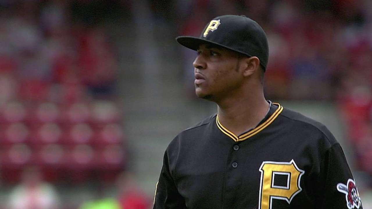 Pirates yet to announce starter for Sunday