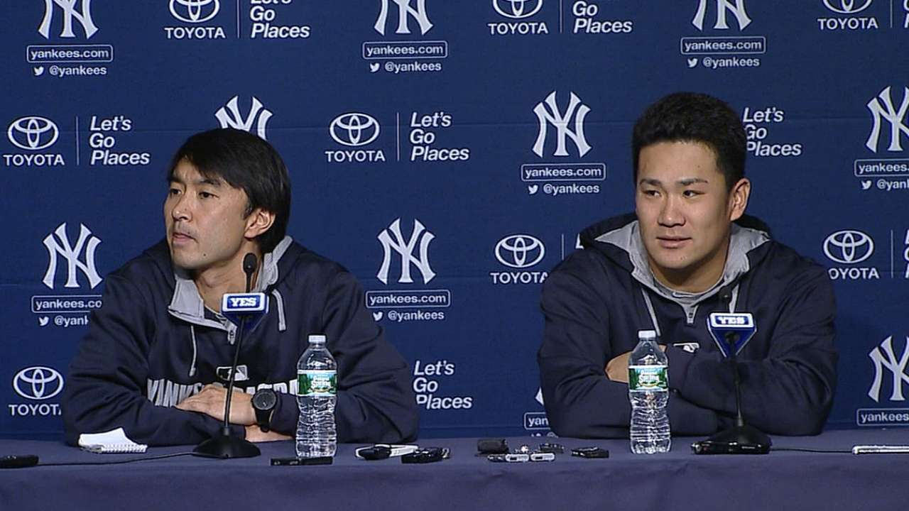 Tanaka is his own harshest critic