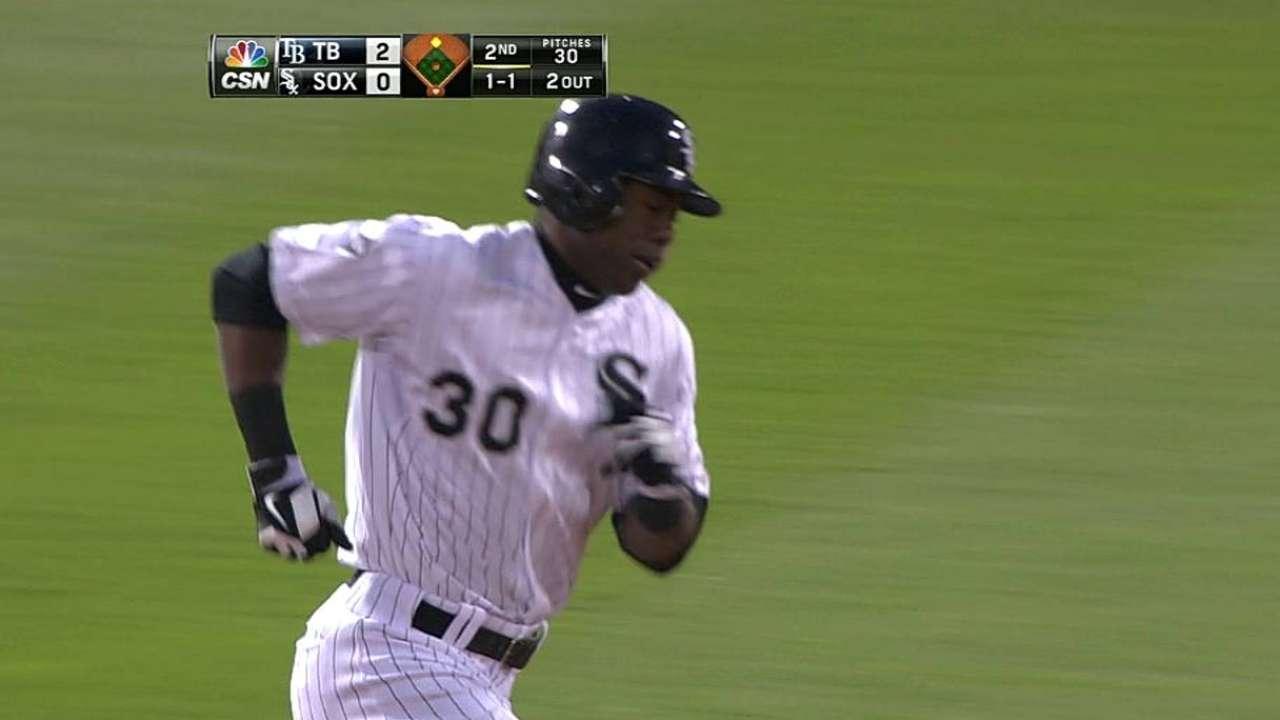 Rienzo, bates de White Sox se encargaron de Rays