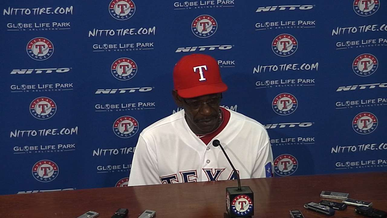 Rangers can't rally after Darvish's early exit