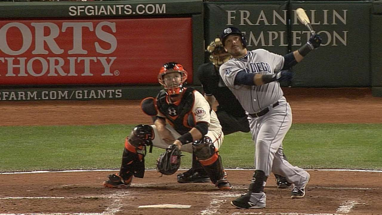 Rivera's career game leads Padres to victory