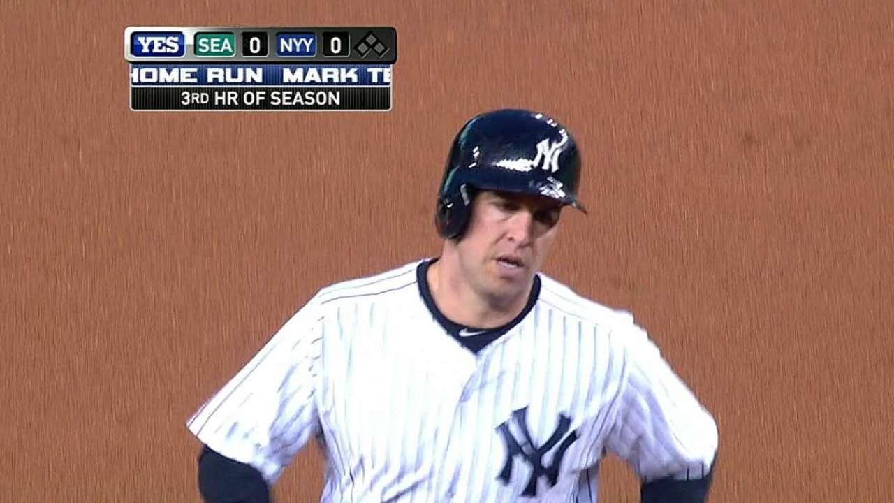 Ofensiva de Yankees controlada en regreso de Canó