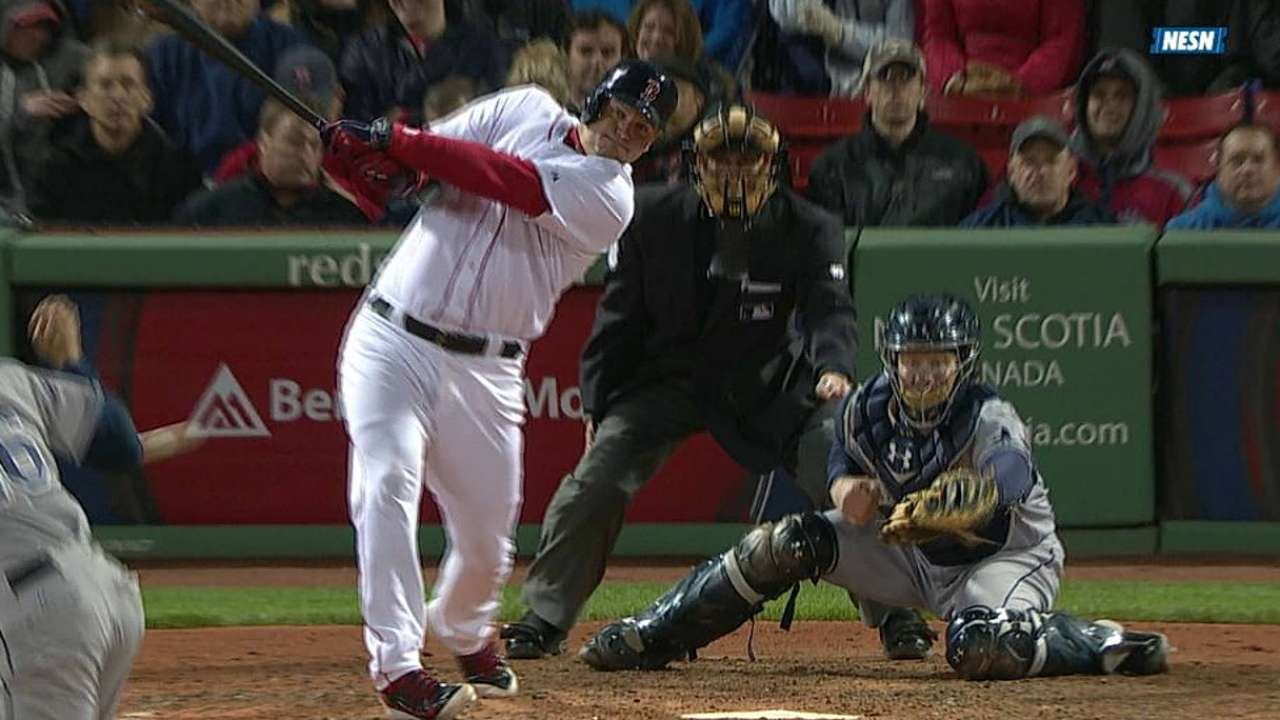 Pierzynski gaining comfort after meeting with Farrell